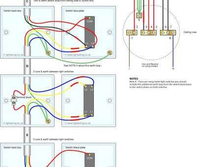 8 New How To Wire 3 Three, Switches Photos