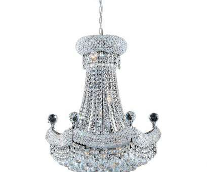 how to wire a 12 light chandelier Worldwide Lighting Empire 12-Light Polished Chrome, Clear Crystal Chandelier How To Wire A 12 Light Chandelier Creative Worldwide Lighting Empire 12-Light Polished Chrome, Clear Crystal Chandelier Pictures
