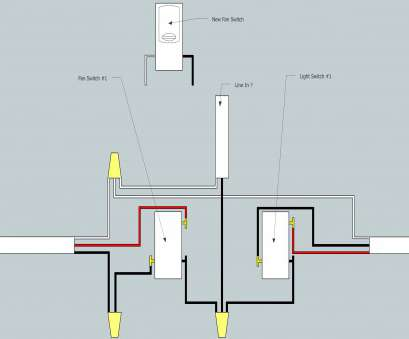how to wire a 3-way switch red white black electrical, Need help adding, to existing 3-way switch setup 19 Creative How To Wire A 3-Way Switch, White Black Photos