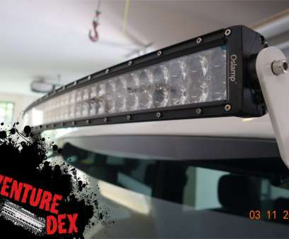 how to wire a 50 inch light bar Jeep Curved 50 inch, Light, by Auxbeam, Installation & Review, YouTube 18 Simple How To Wire A 50 Inch Light Bar Photos