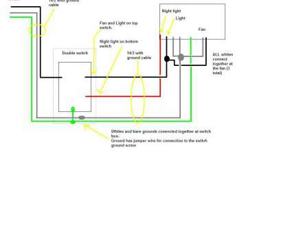 How To Wire A Bathroom, And Light Independently Professional Wiring Diagram Of Exhaust, Bathroom Capacitor Connection, To Throughout Galleries