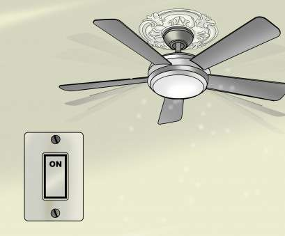 how to wire a ceiling fan into a light switch How to Replace a Ceiling, (with Pictures), wikiHow How To Wire A Ceiling, Into A Light Switch Professional How To Replace A Ceiling, (With Pictures), WikiHow Solutions
