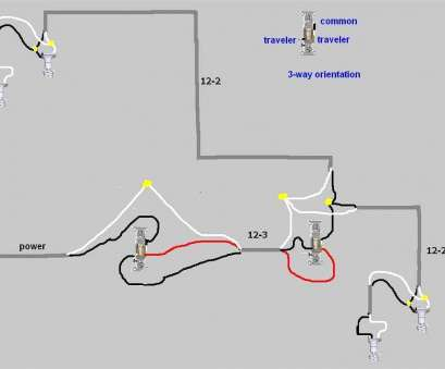 how to wire a ceiling fan light on a three way switch 3, Switch Wiring Diagram Multiple Lights To Ceiling, Light With Three How To Wire A Ceiling, Light On A Three, Switch New 3, Switch Wiring Diagram Multiple Lights To Ceiling, Light With Three Collections