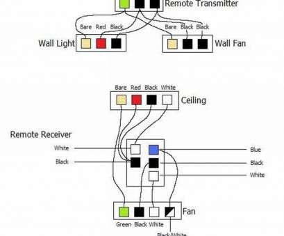 how to wire a ceiling fan with light kit and two switches Ceiling, Wiring Diagram Capacitor A With 4 Wires, Switches How To Wire A Ceiling, With Light, And, Switches New Ceiling, Wiring Diagram Capacitor A With 4 Wires, Switches Ideas