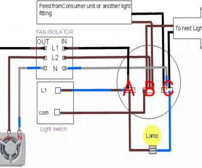 how to wire a ceiling fan with light one switch Wiring Bathroom, And Light On, Switch Diagram, Viewdulah.co How To Wire A Ceiling, With Light, Switch Cleaver Wiring Bathroom, And Light On, Switch Diagram, Viewdulah.Co Photos