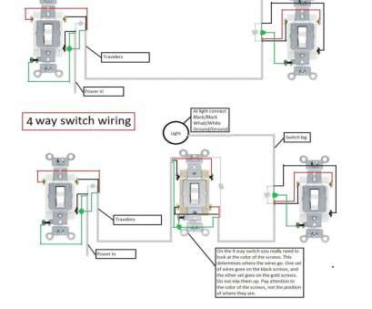 how to wire a cooper 3 way light switch Cooper 4, Switch Wiring Diagram Fonar Me, vvolf.me How To Wire A Cooper 3, Light Switch Professional Cooper 4, Switch Wiring Diagram Fonar Me, Vvolf.Me Pictures