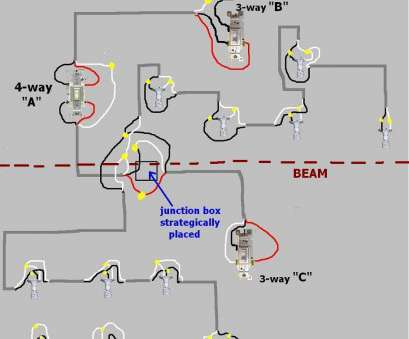 how to wire a double light switch to two lights 4, Switch Setup With Multiple Runs Lights Electrical, Amazing, To Wire A Double Light Switch To, Lights Gallery How To Wire A Double Light Switch To, Lights Best 4, Switch Setup With Multiple Runs Lights Electrical, Amazing, To Wire A Double Light Switch To, Lights Gallery Galleries