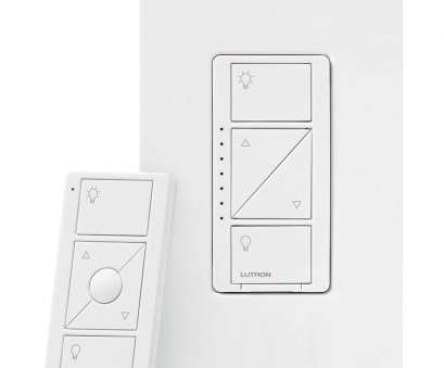 how to wire a double pole three way switch Lutron Caseta Wireless 150-watt Double Pole 3-way Wireless White Touch Indoor Dimmer How To Wire A Double Pole Three, Switch Top Lutron Caseta Wireless 150-Watt Double Pole 3-Way Wireless White Touch Indoor Dimmer Ideas