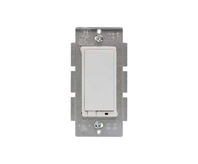 how to wire a double pole three way switch Shop GE Z-Wave 150-watt Double Pole 3-way Wireless White Rocker How To Wire A Double Pole Three, Switch Most Shop GE Z-Wave 150-Watt Double Pole 3-Way Wireless White Rocker Collections