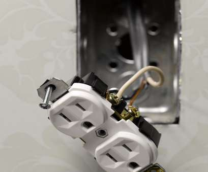 how to wire a new electrical outlet from an existing one Connecting an Electrical Outlet Receptable How To Wire A, Electrical Outlet From An Existing One Creative Connecting An Electrical Outlet Receptable Pictures