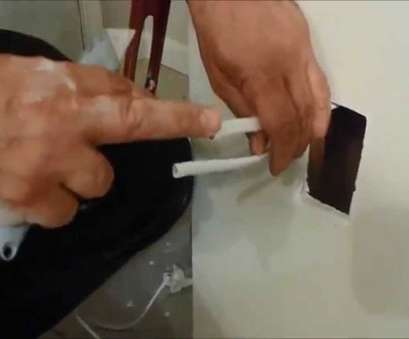 how to wire a new electrical outlet from an existing one How to, an Outlet, a Wall Switch, Light Fixture to Existing Wall, Part, YouTube How To Wire A, Electrical Outlet From An Existing One Perfect How To, An Outlet, A Wall Switch, Light Fixture To Existing Wall, Part, YouTube Galleries