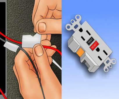 how to wire a new electrical outlet from an existing one How to Replace a Defective Electrical Switch or Outlet: 15 Steps How To Wire A, Electrical Outlet From An Existing One Most How To Replace A Defective Electrical Switch Or Outlet: 15 Steps Collections