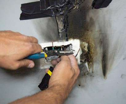 how to wire a new electrical outlet from an existing one How to Replace an Electrical Outlet Receptacle, how-tos, DIY How To Wire A, Electrical Outlet From An Existing One Brilliant How To Replace An Electrical Outlet Receptacle, How-Tos, DIY Ideas