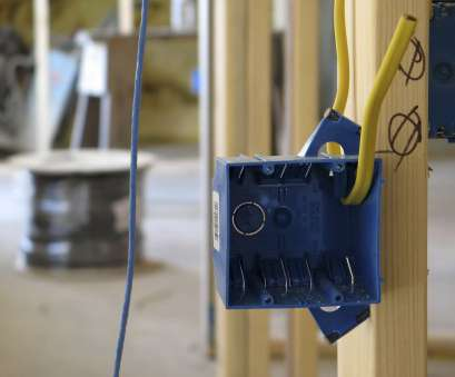 how to wire a new electrical outlet from an existing one Photo Guide to Types of Electrical Boxes How To Wire A, Electrical Outlet From An Existing One Most Photo Guide To Types Of Electrical Boxes Collections