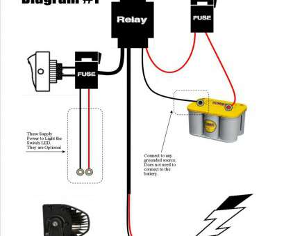 how to wire a emergency light bar cleaver light, wire diagram, wiring  without relay