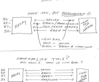 how to wire a emergency light bar best wiring diagram, led light,  switch fresh