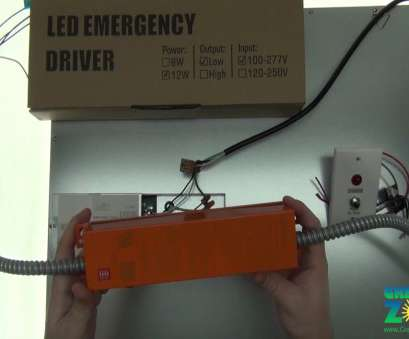 how to wire a emergency light Emergency lighting backup battery, LED panel lights to provide backup power during power outage How To Wire A Emergency Light Most Emergency Lighting Backup Battery, LED Panel Lights To Provide Backup Power During Power Outage Photos