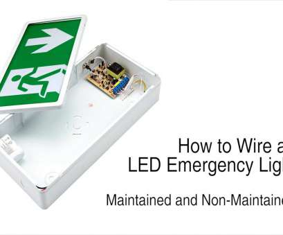 how to wire a emergency light How to Wire, Biard, Emergency Door Light How To Wire A Emergency Light Best How To Wire, Biard, Emergency Door Light Pictures
