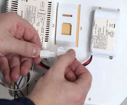 how to wire a emergency light How to Wire, Biard Round, Emergency Light How To Wire A Emergency Light New How To Wire, Biard Round, Emergency Light Pictures