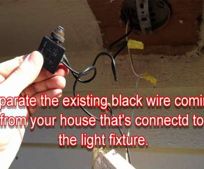 how to wire a external light How to Convert, Outdoor Light to Turn on Automatically at Night How To Wire A External Light Simple How To Convert, Outdoor Light To Turn On Automatically At Night Pictures
