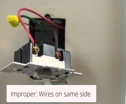 how to wire a feit 3 way dimmer switch Fixing an Upside-Down 3-Way Dimmer in a Single-Pole Application How To Wire A Feit 3, Dimmer Switch Simple Fixing An Upside-Down 3-Way Dimmer In A Single-Pole Application Images