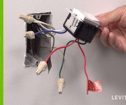 how to wire a feit 3 way dimmer switch Leviton Presents:, to Install a Decora Digital DSE06, Voltage Dimmer How To Wire A Feit 3, Dimmer Switch Best Leviton Presents:, To Install A Decora Digital DSE06, Voltage Dimmer Solutions