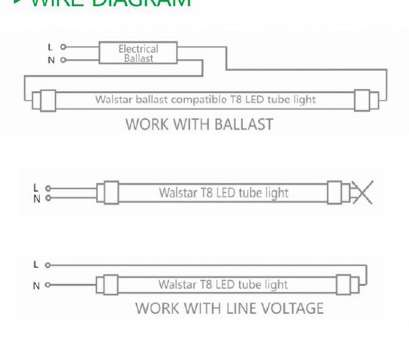 How To Wire A Fluorescent Light, Led New T8, Lamps Ballast 2 Philips Ballast For T Wiring Diagram on wiring diagram for light ballast, wiring diagram for emergency ballast, wiring diagram for fluorescent ballast, wiring diagram for electronic ballast, wiring diagram for f32t8,