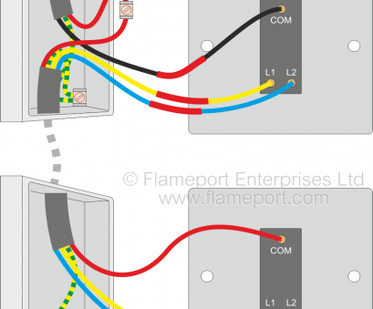 Collection Two Gang Switch Wiring Diagram Pictures Wire ... on
