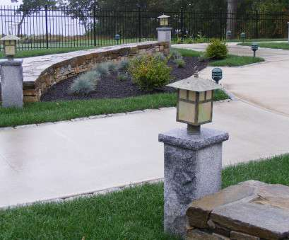 16 Nice How To Wire A Granite Light Post Collections