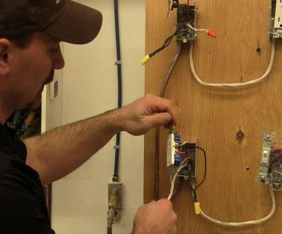 how to wire a half switched outlet video How To Wire A Switched Receptacle How To Wire A Half Switched Outlet Video Simple How To Wire A Switched Receptacle Collections