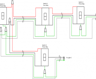 how to wire a hallway light with two switches 2, Switch Wiring Diagram At 1 Lights Webtor Me, For, One Light How To Wire A Hallway Light With, Switches Nice 2, Switch Wiring Diagram At 1 Lights Webtor Me, For, One Light Photos