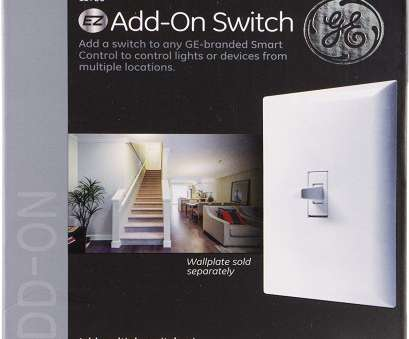 how to wire a hallway light with two switches GE Add-On Toggle Style Switch only, GE Z-Wave, GE ZigBee, GE Bluetooth Wireless Smart Lighting Controls, White,, A STANDALONE SWITCH, 12728 How To Wire A Hallway Light With, Switches Popular GE Add-On Toggle Style Switch Only, GE Z-Wave, GE ZigBee, GE Bluetooth Wireless Smart Lighting Controls, White,, A STANDALONE SWITCH, 12728 Photos
