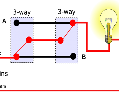 how to wire a hallway light with two switches How To Wire A Light Switch Diagram In, Way Switching Wiring, 2 Within For How To Wire A Hallway Light With, Switches Best How To Wire A Light Switch Diagram In, Way Switching Wiring, 2 Within For Collections