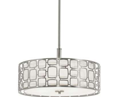 how to wire a kichler light Kichler Sabine Brushed Nickel Modern/Contemporary Etched Glass Drum Pendant How To Wire A Kichler Light New Kichler Sabine Brushed Nickel Modern/Contemporary Etched Glass Drum Pendant Galleries