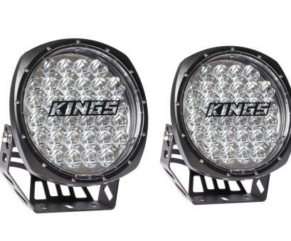 how to wire a kings light bar Adventure Kings Illuminator 9' Round, Driving Lights (Pair), IP68 How To Wire A Kings Light Bar Simple Adventure Kings Illuminator 9' Round, Driving Lights (Pair), IP68 Images