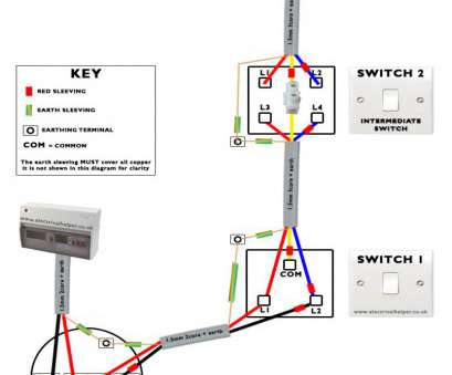 how to wire a light 3 way Complex 3, Light Switch Wiring Diagram Uk Intermediate, How To Wire A Three How To Wire A Light 3 Way Creative Complex 3, Light Switch Wiring Diagram Uk Intermediate, How To Wire A Three Images