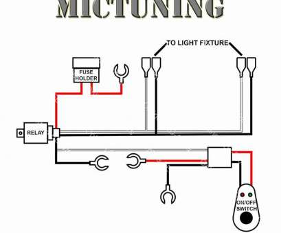 How To Wire A, Light Popular Best, To Wire Light, For Wiring Diagram, Light, In Wiring Diagram, Light Bar Photos