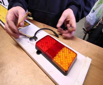 How To Wire A Light Board New How To Wire, Trailer Lights Solutions