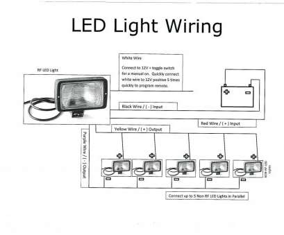 how to wire a light board wiring diagram, trailer lighting board  inspirationa, to wire