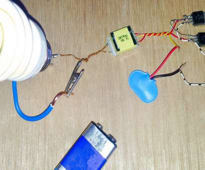 how to wire a light bulb to a 9v battery run a, Volt light bulb on, Volt battery -, or fail? 19 Creative How To Wire A Light Bulb To A 9V Battery Galleries