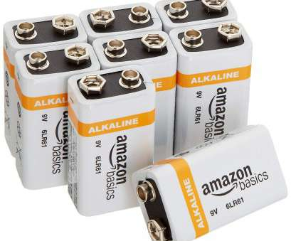 how to wire a light bulb to a 9v battery Amazon.com: AmazonBasics 9 Volt Everyday Alkaline Batteries (8-Pack): Health & Personal Care How To Wire A Light Bulb To A 9V Battery Creative Amazon.Com: AmazonBasics 9 Volt Everyday Alkaline Batteries (8-Pack): Health & Personal Care Galleries