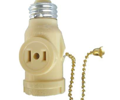 how to wire a light bulb without a socket Project Source 660-Watt Ivory Medium Light Socket Adapter with Pull Chain How To Wire A Light Bulb Without A Socket Simple Project Source 660-Watt Ivory Medium Light Socket Adapter With Pull Chain Photos