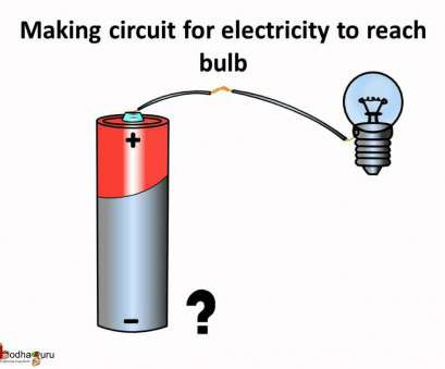 how to wire a light bulb without a socket Science, Electricity -, to light a bulb using a cell, English, YouTube How To Wire A Light Bulb Without A Socket Popular Science, Electricity -, To Light A Bulb Using A Cell, English, YouTube Photos