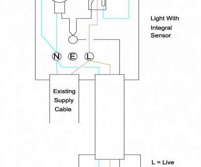 how to wire a new light circuit Motion Sensor Flood Light Wiring Diagram, Pir Scheme Of Best How To Wire A, Light Circuit Popular Motion Sensor Flood Light Wiring Diagram, Pir Scheme Of Best Galleries