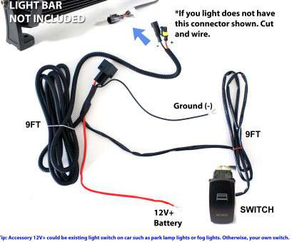 how to wire a 12v light Details about, Fog Work, Light, Wiring Harness Relay Fuse, + Rocker Switch 12V How To Wire A, Light Fantastic Details About, Fog Work, Light, Wiring Harness Relay Fuse, + Rocker Switch 12V Galleries