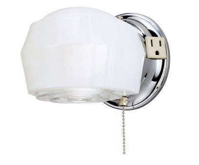 how to wire a light fixture from an existing outlet Westinghouse 1-Light Chrome Interior Wall Fixture How To Wire A Light Fixture From An Existing Outlet Nice Westinghouse 1-Light Chrome Interior Wall Fixture Ideas