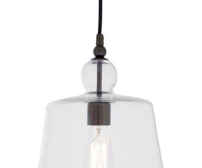 how to wire a light fixture with two black wires Stone & Beam Modern Black Pendant Light, 42