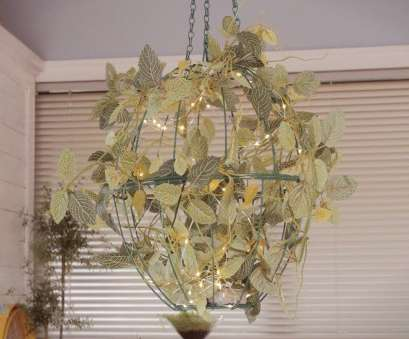 How To Wire A Light Fixture Youtube Simple How To Make Christmas Wire Basket Hanging Lights, YouTube Collections