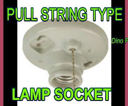 How To Wire A Light Fixture Youtube Creative Replace Pull Chain Type Light Fixture Galleries