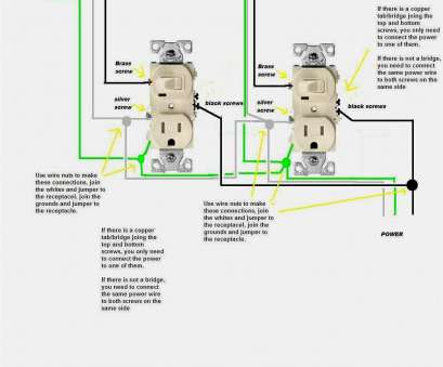 how to wire a light from an outlet switch combo Crazy Outlet Switch Combo Wiring Diagram Diagrams, Light A, For Outlet Switch Combo Wiring Diagram How To Wire A Light From An Outlet Switch Combo Perfect Crazy Outlet Switch Combo Wiring Diagram Diagrams, Light A, For Outlet Switch Combo Wiring Diagram Collections